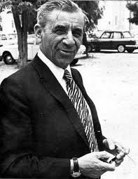 Do You think Meyer Lansky ever told anyone about his world?